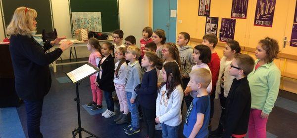 classe à horaires aménagés du conservatoire Caux vallée de Seine