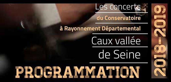 Programme CRD 2018-2019